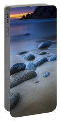 Campelo Beach Galicia Spain Portable Battery Charger