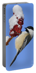 Chickadee Love... Portable Battery Charger