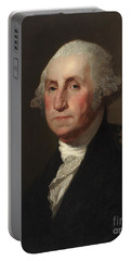 George Washington Portable Battery Charger