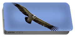 Griffon Vulture Gyps Fulvus Portable Battery Charger