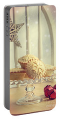 Mince Pies Portable Battery Charger
