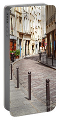 Paris Street Portable Battery Charger