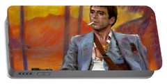Scarface Portable Battery Charger