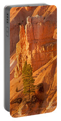 Sunrise At Sunset Point Bryce Canyon National Park Portable Battery Charger