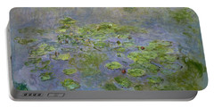 The Water Lilies Portable Battery Charger