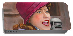 40s Singer Portable Battery Charger