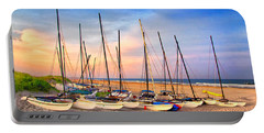 41st Street Sailing Beach Portable Battery Charger
