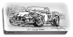 427 Shelby Cobra Portable Battery Charger