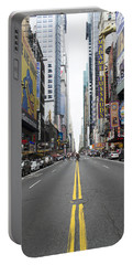 42nd Street - New York Portable Battery Charger