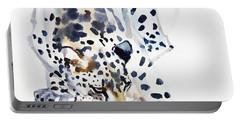 Arabian Leopard Portable Battery Charger