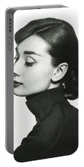 Audrey Hepburn Portable Batteries Chargers