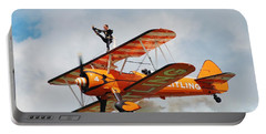 Breitling Wingwalkers Team Portable Battery Charger