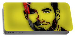 Chris Pine Collection Portable Battery Charger