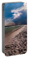 Destin Florida Beach Scenes Portable Battery Charger