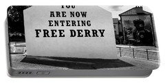 Free Derry Corner 5 Portable Battery Charger