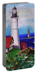 Lighthouse Hill Portable Battery Charger