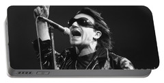 U2 - Bono Portable Battery Charger by Concert Photos