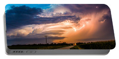 Wicked Good Nebraska Supercell Portable Battery Charger