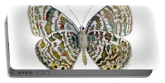 51 Lang's Short-tailed Blue Butterfly Portable Battery Charger
