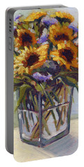 Summer Bouquet 4 Portable Battery Charger