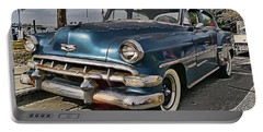 '54 Chevy Portable Battery Charger by Victor Montgomery