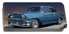 56 Chevy Portable Battery Charger by Robert Meanor