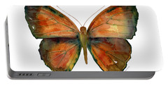 56 Copper Jewel Butterfly Portable Battery Charger