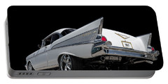 '57 Bel Air Portable Battery Charger