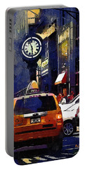 5th Avenue Meltdown Portable Battery Charger