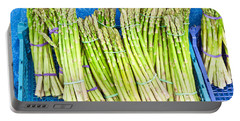 Asparagus Portable Battery Charger
