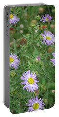 6 Asters Left Portable Battery Charger