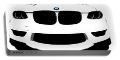 Portable Battery Charger featuring the photograph BMW by J Anthony