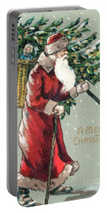 Christmas Card Portable Battery Charger