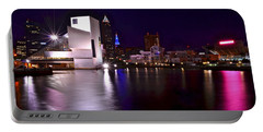 Cleveland Skyline Portable Battery Charger