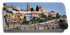 Colorful Symi Portable Battery Charger