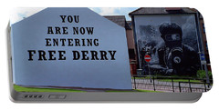 Free Derry Corner 3 Portable Battery Charger