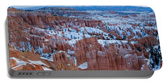 Sunset Point Bryce Canyon National Park Portable Battery Charger