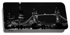 The Shard And Tower Bridge Portable Battery Charger