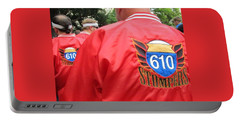 610 Stompers - New Orleans La Portable Battery Charger