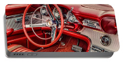 62 Thunderbird Interior Portable Battery Charger