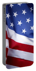 American Flag 50 Portable Battery Charger