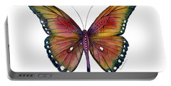 66 Spotted Wing Butterfly Portable Battery Charger