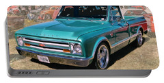 '67 Chevy Truck Portable Battery Charger