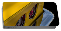 '69 Corvette Tail Lights Portable Battery Charger