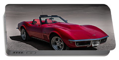 69 Red Stingray Portable Battery Charger