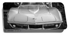 1969 Chevrolet Corvette 427 Bw Portable Battery Charger