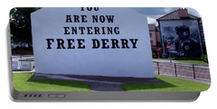 Free Derry Corner 4 Portable Battery Charger