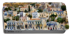 Symi Island Portable Battery Charger
