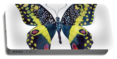 73 Citrus Butterfly Portable Battery Charger