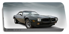 '73 Trans Am Portable Battery Charger